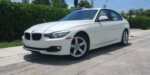 2013 BMW 3 Series for sale at Easy Finance Motors in West Park FL