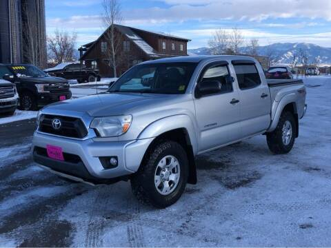 2013 Toyota Tacoma for sale at Snyder Motors Inc in Bozeman MT