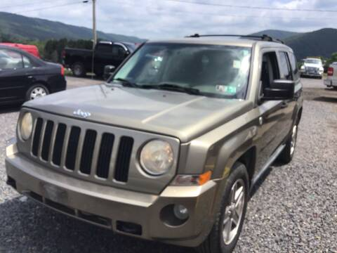 2007 Jeep Patriot for sale at Troys Auto Sales in Dornsife PA