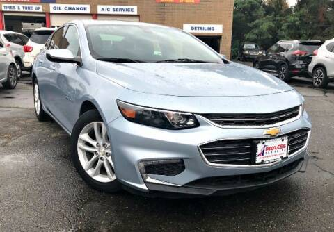 2018 Chevrolet Malibu for sale at PAYLESS CAR SALES of South Amboy in South Amboy NJ