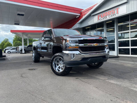 2018 Chevrolet Silverado 1500 for sale at Furrst Class Cars LLC  - Independence Blvd. in Charlotte NC