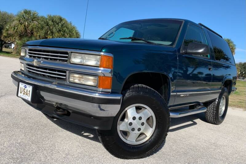 1995 Chevrolet Tahoe for sale at PennSpeed in New Smyrna Beach FL