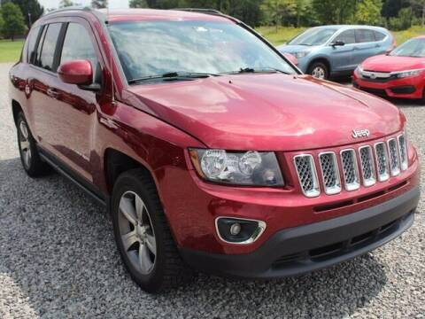 2016 Jeep Compass for sale at Street Track n Trail - Vehicles in Conneaut Lake PA
