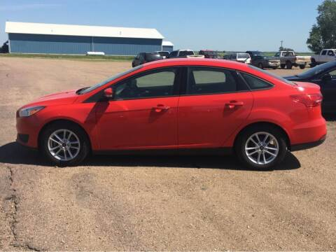 2017 Ford Focus for sale at Willrodt Ford Inc. in Chamberlain SD