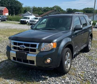 2008 Ford Escape for sale at Discount Auto Sales in Passaic NJ