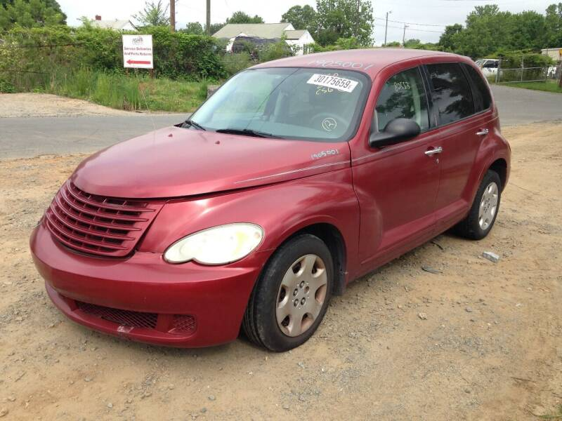 2006 Chrysler PT Cruiser for sale at ASAP Car Parts in Charlotte NC