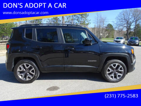 2015 Jeep Renegade for sale at DON'S ADOPT A CAR in Cadillac MI