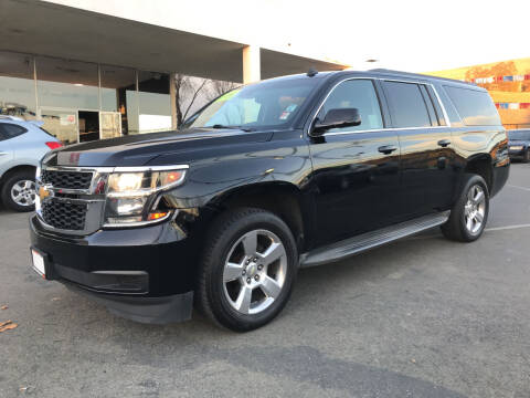 2015 Chevrolet Suburban for sale at Autos Wholesale in Hayward CA