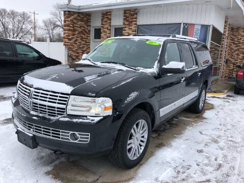 2007 Lincoln Navigator L for sale at River Motors in Portage WI