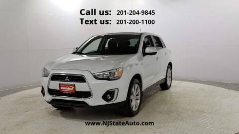 2015 Mitsubishi Outlander Sport for sale at NJ State Auto Used Cars in Jersey City NJ