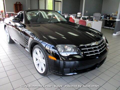 2005 Chrysler Crossfire for sale at Gary Simmons Lease - Sales in Mckenzie TN