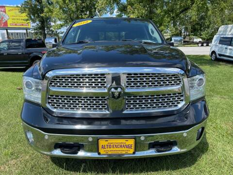 2016 RAM Ram Pickup 1500 for sale at Greenville Motor Company in Greenville NC