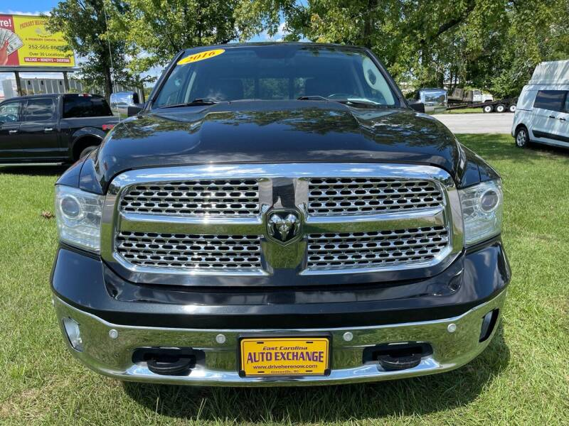 2016 RAM Ram Pickup 1500 for sale at East Carolina Auto Exchange in Greenville NC