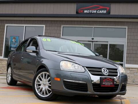 2008 Volkswagen Jetta for sale at CK MOTOR CARS in Elgin IL