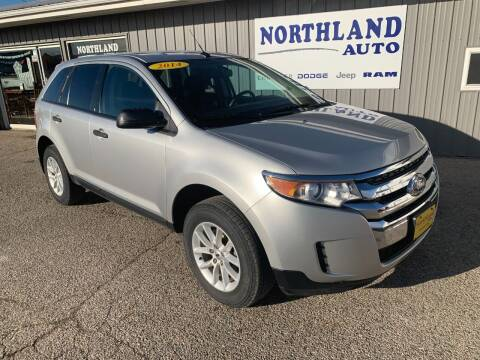 2014 Ford Edge for sale at Northland Auto in Humboldt IA