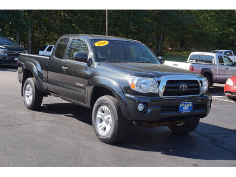 2006 Toyota Tacoma for sale at VILLAGE MOTORS in South Berwick ME