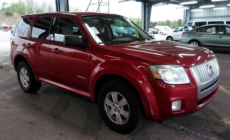 2008 Mercury Mariner for sale at Angelo's Auto Sales in Lowellville OH