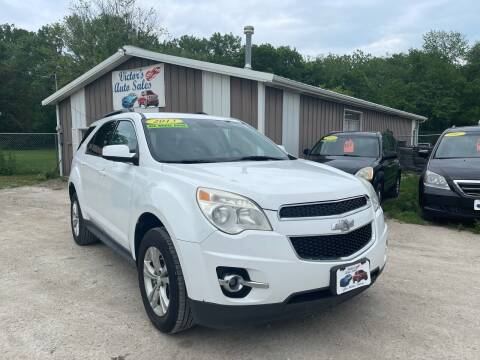 2013 Chevrolet Equinox for sale at Victor's Auto Sales Inc. in Indianola IA