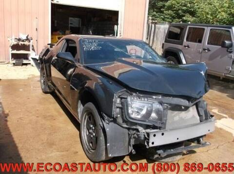 2012 Chevrolet Camaro for sale at East Coast Auto Source Inc. in Bedford VA
