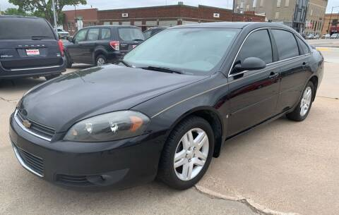 2006 Chevrolet Impala for sale at Spady Used Cars in Holdrege NE