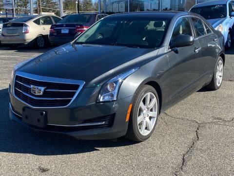 2016 Cadillac ATS for sale at MAGIC AUTO SALES - Magic Auto Prestige in South Hackensack NJ