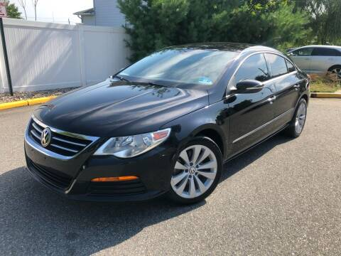 2011 Volkswagen CC for sale at Giordano Auto Sales in Hasbrouck Heights NJ