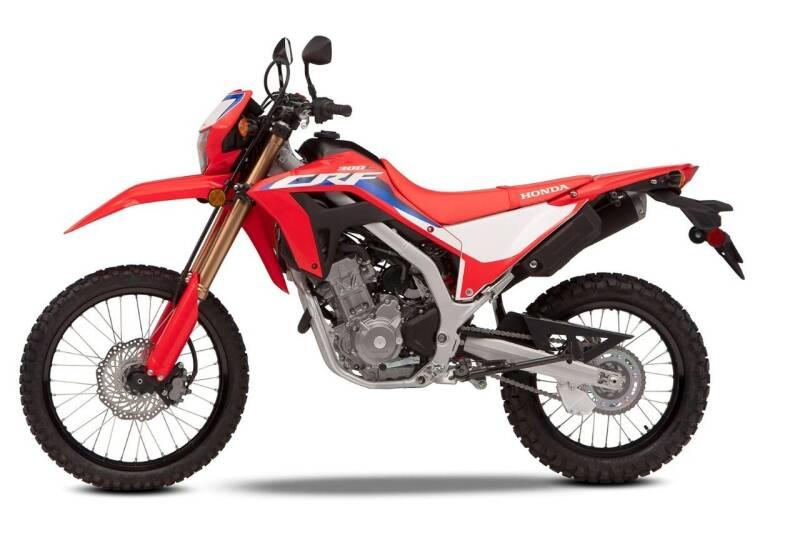 2021 Honda CRF300LM
