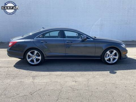 2014 Mercedes-Benz CLS for sale at Smart Chevrolet in Madison NC