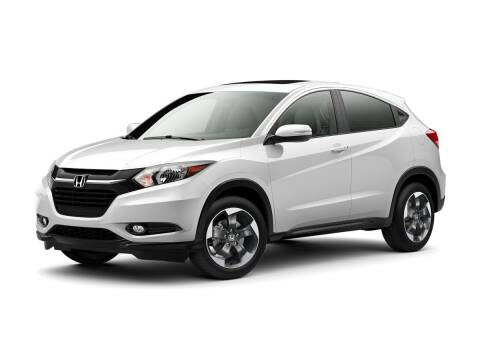 2018 Honda HR-V for sale at BASNEY HONDA in Mishawaka IN