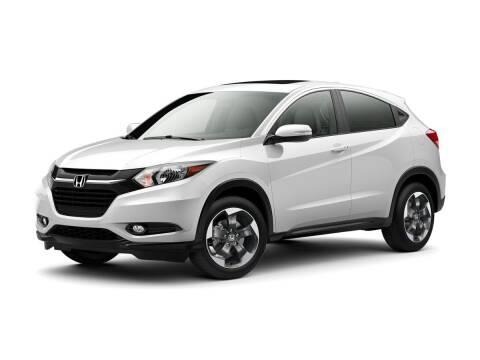 2018 Honda HR-V for sale at BASNEY HONDA in Mishawaka IN