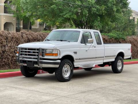 1997 Ford F-250 for sale at RBP Automotive Inc. in Houston TX