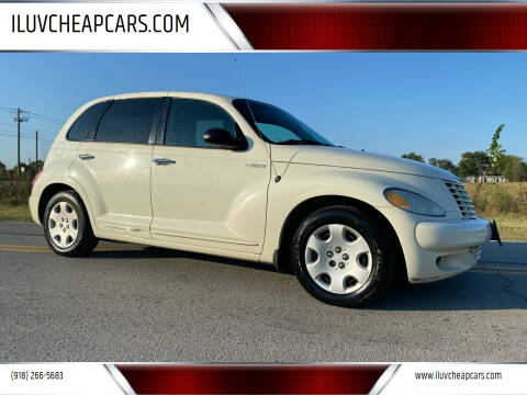 2005 Chrysler PT Cruiser for sale at ILUVCHEAPCARS.COM in Tulsa OK