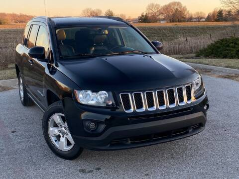 2017 Jeep Compass for sale at Big O Auto LLC in Omaha NE
