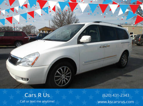 2011 Kia Sedona for sale at Cars R Us in Chanute KS