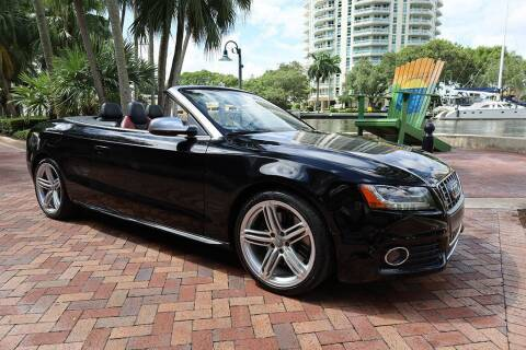 2010 Audi S5 for sale at Choice Auto in Fort Lauderdale FL