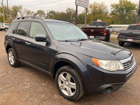 2010 Subaru Forester for sale at Truck City Inc in Des Moines IA