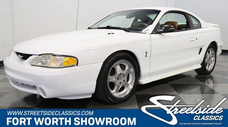 1994 Ford Mustang SVT Cobra for sale in Fort Worth, TX