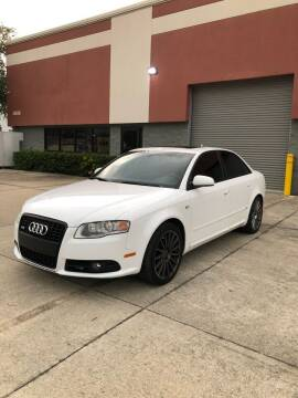 2007 Audi A4 for sale at PRESTIGE AUTO OF USA INC in Orlando FL