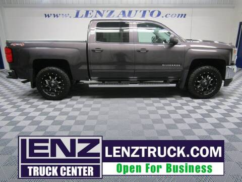 2016 Chevrolet Silverado 1500 for sale at LENZ TRUCK CENTER in Fond Du Lac WI