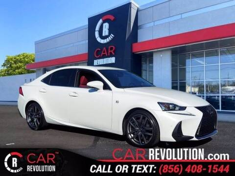 2018 Lexus IS 350 for sale at Car Revolution in Maple Shade NJ