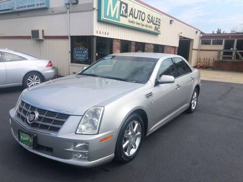 2008 Cadillac STS for sale at MR Auto Sales Inc. in Eastlake OH