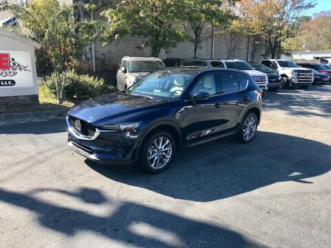 2020 Mazda CX-5 for sale at Five Brothers Auto Sales in Roswell GA