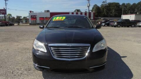 2012 Chrysler 200 for sale at Auto Mart - Moncks Corner in Moncks Corner SC