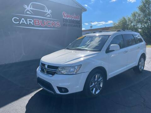 2013 Dodge Journey for sale at Carbucks in Hamilton OH