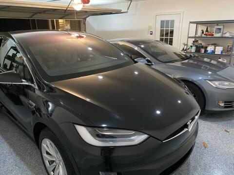2016 Tesla Model X for sale at FIESTA MOTORS in Hagerstown MD