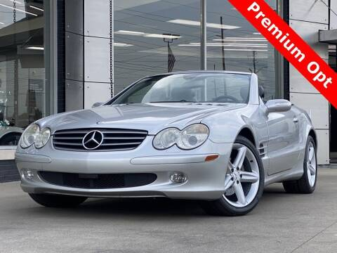 2005 Mercedes-Benz SL-Class for sale at Carmel Motors in Indianapolis IN