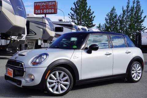 2015 MINI Hardtop 4 Door for sale at Frontier Auto & RV Sales in Anchorage AK