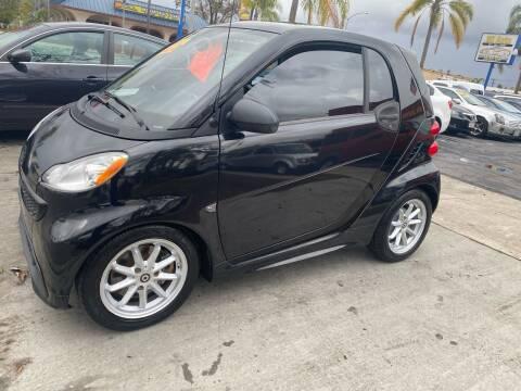 2014 Smart fortwo for sale at 3K Auto in Escondido CA
