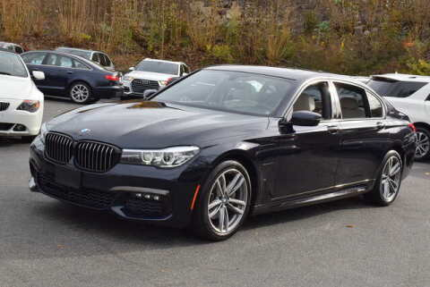 2018 BMW 7 Series for sale at Automall Collection in Peabody MA