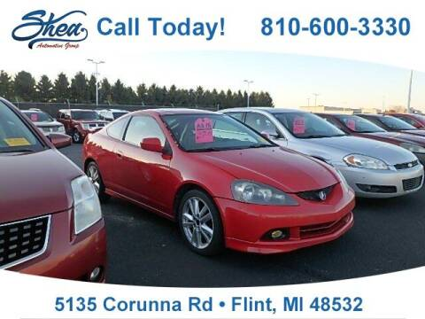 2005 Acura RSX for sale at Jamie Sells Cars 810 in Flint MI